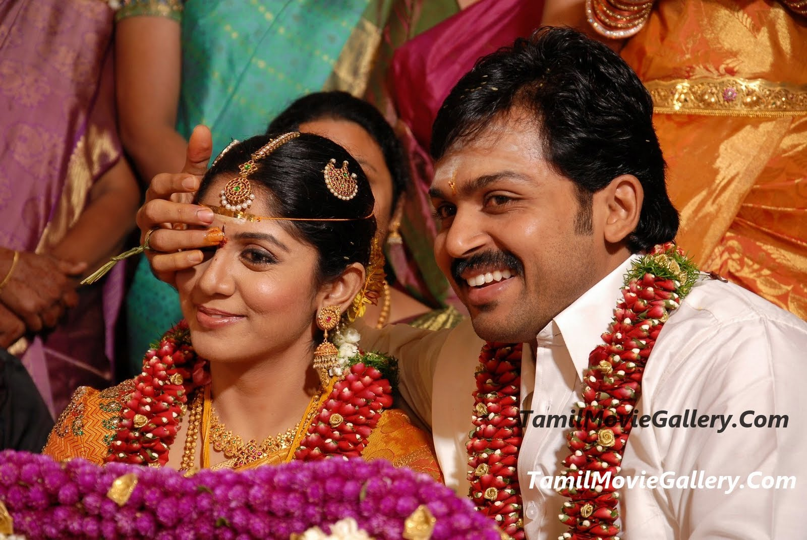 Actor Karthik Sivakumar Wedding Photos Karthi Ranjini Marriage Kovai Stills